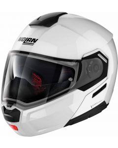 Nolan N90-3 Special N-Com Pure White 15