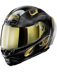 X-Lite X-803 RS ULTRA CARBON Golden Edition Black/Gold 33