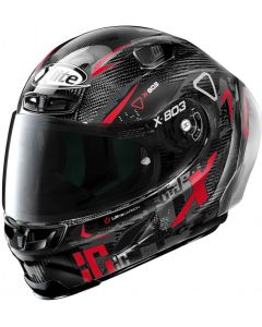 X-Lite X-803 RS ULTRA CARBON Darko Black/Green 37