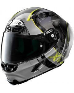 X-Lite X-803 RS ULTRA CARBON Tatanka Black/Grey/Yellow 40