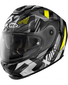 X-Lite X-903 ULTRA CARBON Creek N-Com Black/White/Yellow 36