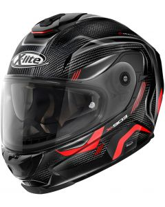 X-Lite X-903 ULTRA CARBON Elektra N-Com Black/Red 40