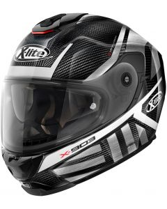 X-Lite X-903 ULTRA CARBON Cheyenne BlackGrey/White 47