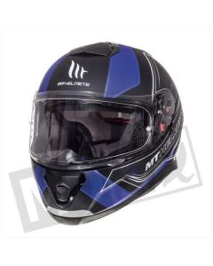 MT Thunder III SV Trace Zwart/Blauw