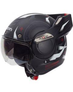 Beon B707 Stealth Zwart/Wit