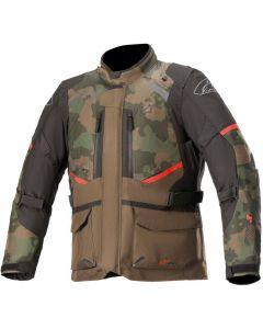 Alpinestars Andes V3 Drystar Jacket Dark/Khaki/Camo 858