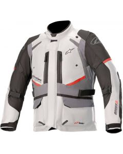 Alpinestars Andes V3 Drystar Jacket Ice Gray/Dark Gray 9037