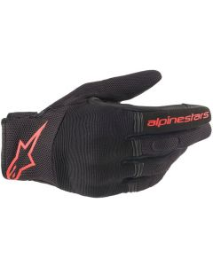 Alpinestars Copper Gloves Black/Red/Fluo 1030