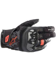 Alpinestars SMX Z Drystar Gloves Black/Red/Fluo 1030