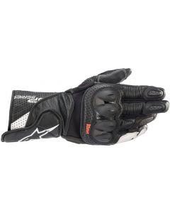 Alpinestars SP-2 V3 Gloves Black/White 12