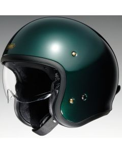 Shoei J.O British Green