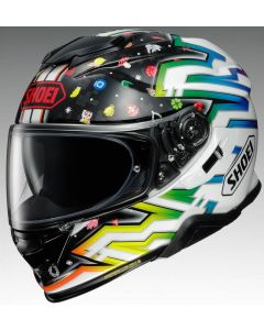 Shoei GT-AIR 2 Lucky Charms TC-10