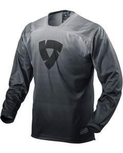 REV'IT Scramble Shirt Black/White