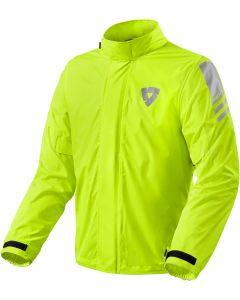 REV'IT Cyclone 3 H2O RainJacket Neon Yellow