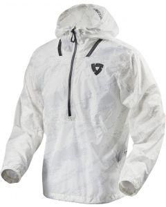 REV'IT Smock Barrier RainJacket Mid Grey