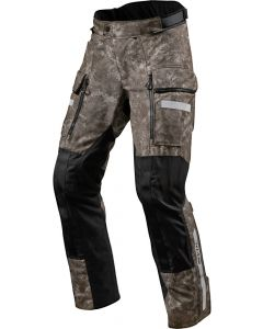 REV'IT Sand 4 H2O Trousers Camo Brown