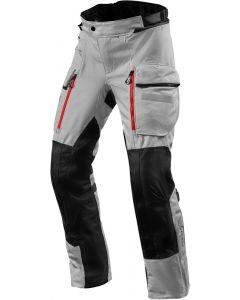 REV'IT Sand 4 H2O Trousers Silver/Black