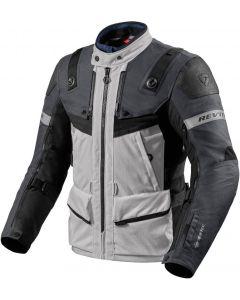 REV'IT Defender 3 GTX Jacket Silver/Antracite
