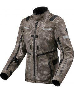 REV'IT Sand 4 H2O Ladies Jacket Camo Brown