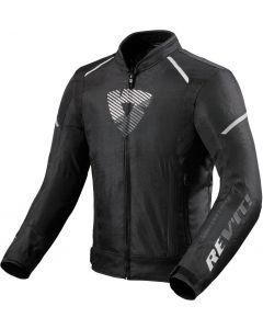 REV'IT Sprint H2O Jacket Black/White