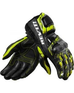 REV'IT Quantum 2 Gloves Neon Yellow/Black