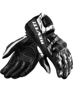 REV'IT Quantum 2 Gloves White/Black