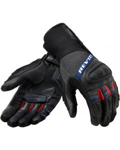 REV'IT Sand 4 H2O Gloves Black/Red