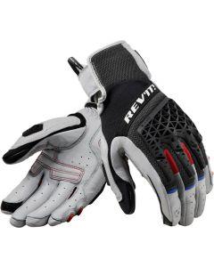 REV'IT Sand 4 Gloves Light Grey/Black