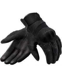 REV'IT Mosca H2O Gloves Black