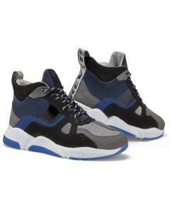 REV'IT Astro Shoes Black/Blue