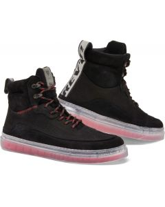 REV'IT Filter Shoes Black/Neon Red