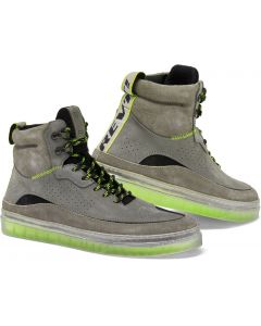 REV'IT Filter Shoes Grey/Neon Yellow