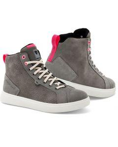 REV'IT Arrow Ladies Shoes Light Grey/White