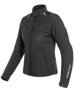 Dainese Laguna Seca 3 Lady D-Dry Jacket Black/Black/Black 691
