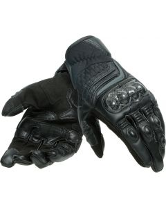 Dainese Carbon 3 Short Gloves Black/Black 631