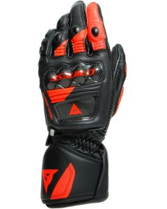 Dainese Druid 3 Gloves Black/Fluo Red 628