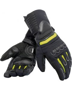 Dainese Scout 2 Unisex Gore-Tex Gloves Black/Fluo Yellow R17