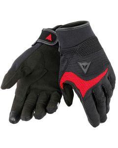 Dainese Desert Poon D1 Unisex Gloves Black/Red 606
