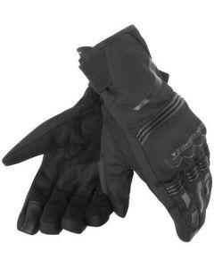 Dainese Tempest Unisex D-Dry Short Gloves Black/Black 631