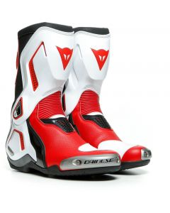 Dainese Torque 3 Out Air Boots Black/White/Lava Red A66