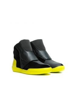Dainese Dover Gore-Tex Shoes Black/Fluo Yellow 620
