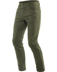 Dainese Casual Slim Tex Trousers Olive 118