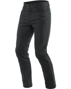 Dainese Casual Slim Tex Trousers Black 001