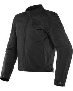 Dainese Mistica Tex Jacket Black/Black 631