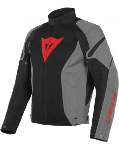 Dainese Air Crono 2 Tex Jacket Black/Charcoal Gray/Charcoal Gray 78F