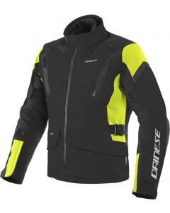 Dainese Tonale D-Dry Jacket Black/Fluo Yellow/Black R17