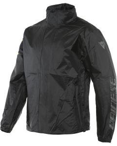 Dainese VR46 Rainjacket Black/Fluo Yellow 620