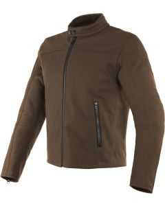 Dainese Mike 2 Leather Jacket Carafe 72D