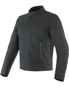 Dainese Mike 2 Leather Jacket Black/Black 631