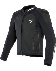 Dainese Intrepida Perforated Leather Jacket Black Matt/Black Matt/Black Matt 92C
